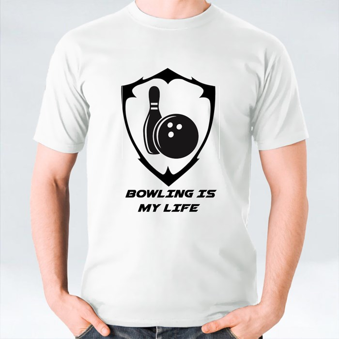 Bowling Is My Life T-Shirts