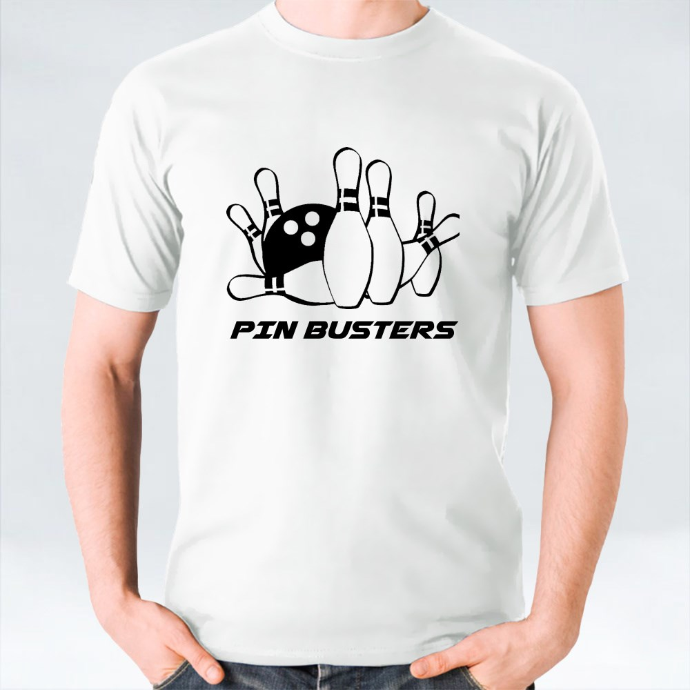 PIN BUSTERS T-Shirts