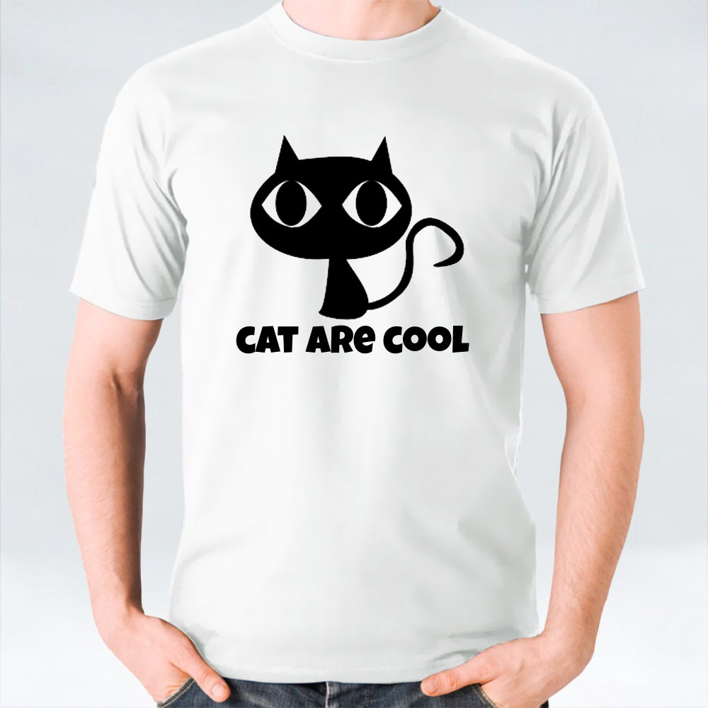 CAT ARE COOL T-Shirts