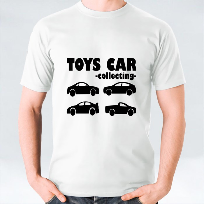 Toys Car -Collecting- T-Shirts