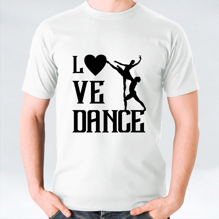 Love Dance T-Shirts