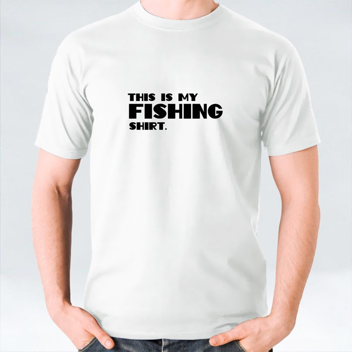 This Is My Fishing Shirt T-Shirts