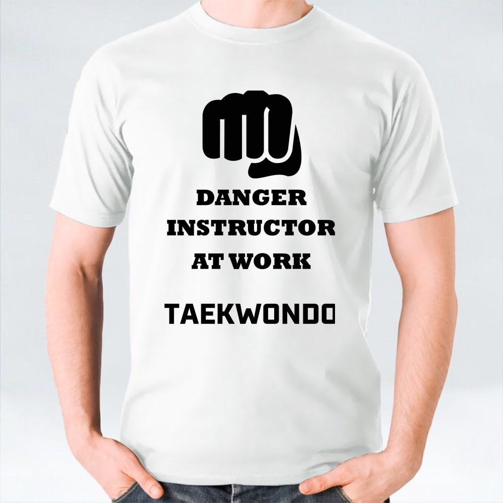 DANGER INSTRUCTION AT WORK T-Shirts