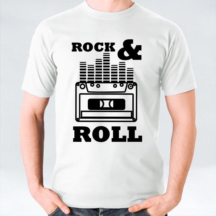 Rock and Roll T-Shirts