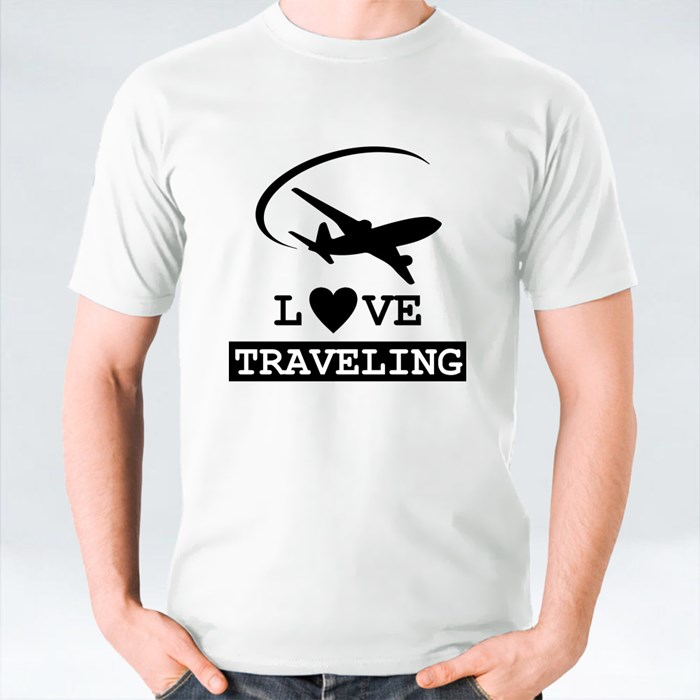 Love Travelling T-Shirts