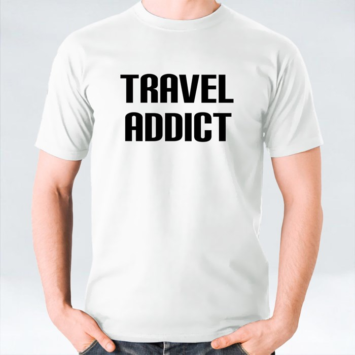 Travel Addict T-Shirts