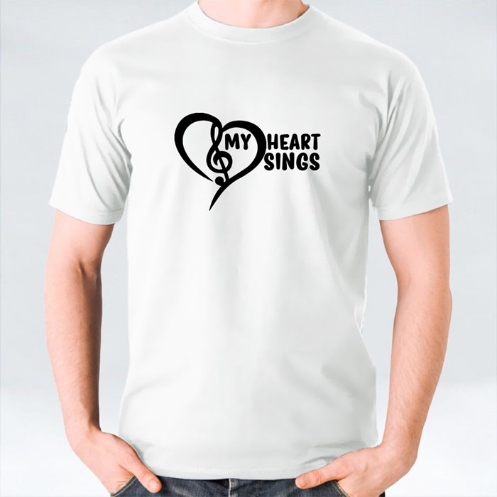My Heart Sings T-Shirts