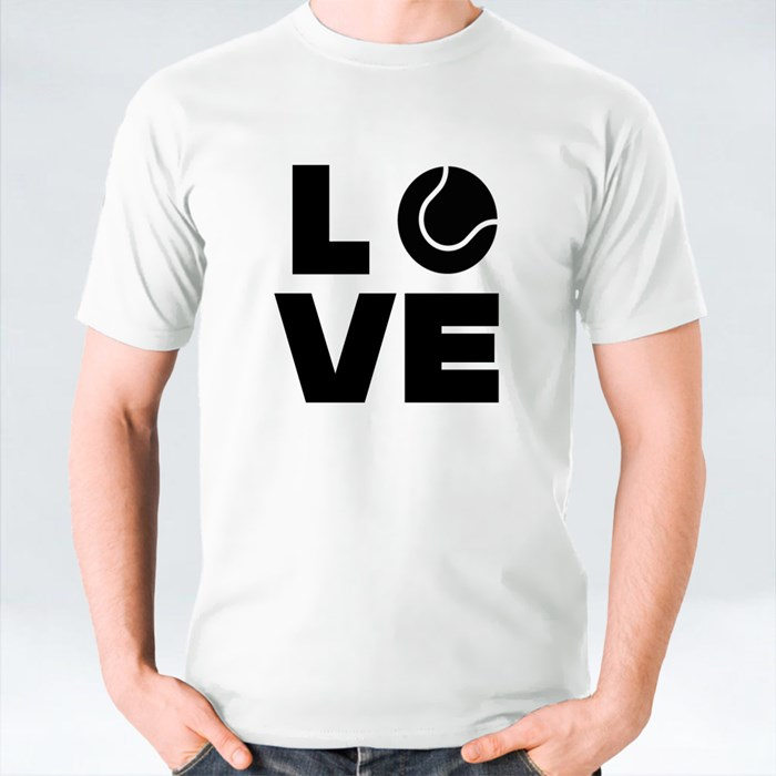 Love Tennis T-Shirts
