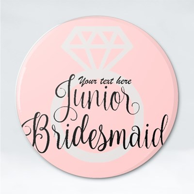 Jr Bridesmaid