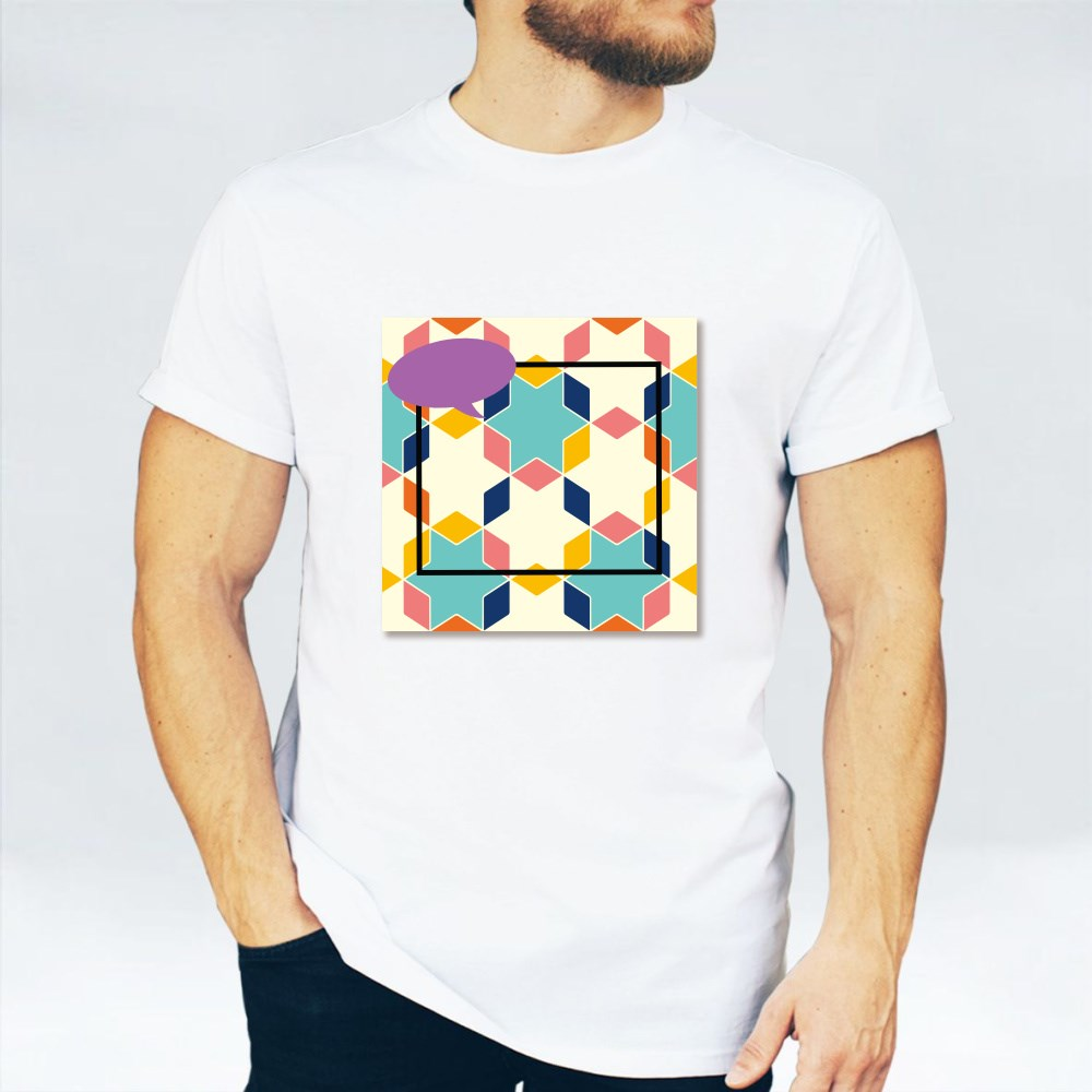 Geometry Puzzle T-Shirts