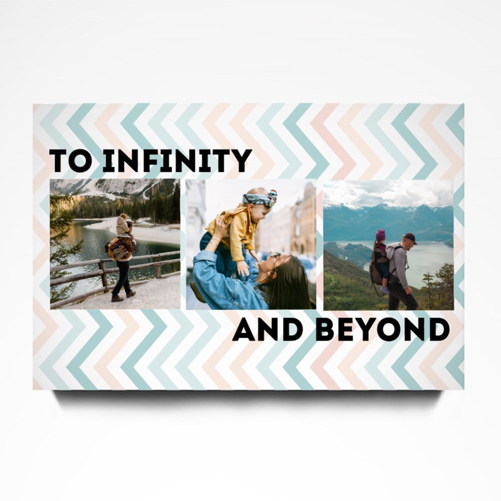To Infinity and Beyond Canvas (Landscape)