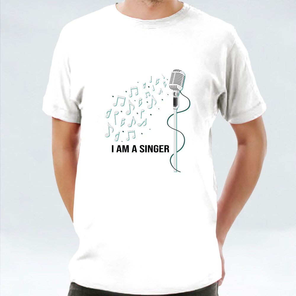 Singer I Am T-Shirts