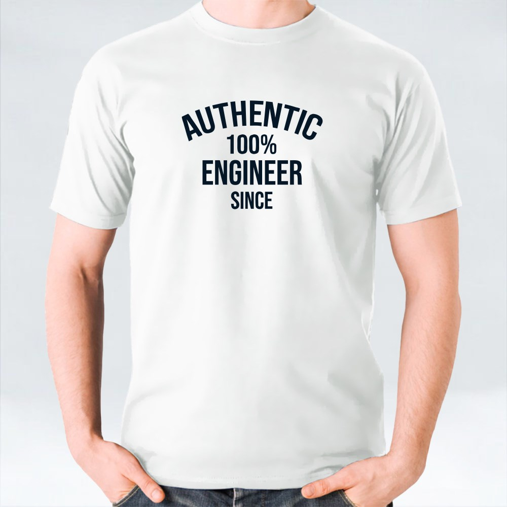 Authentic Engineer T-Shirts