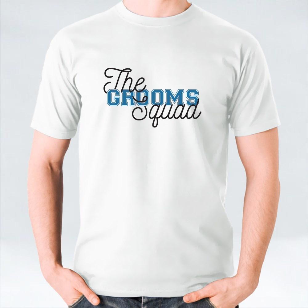 The Groom Squad T-Shirts
