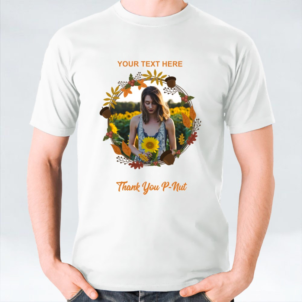 Thank You P-Nut T-Shirts