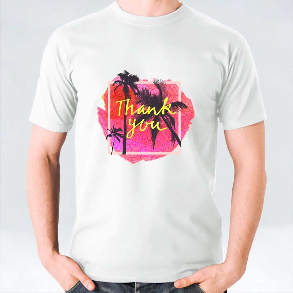 Thank You to Island T-Shirts