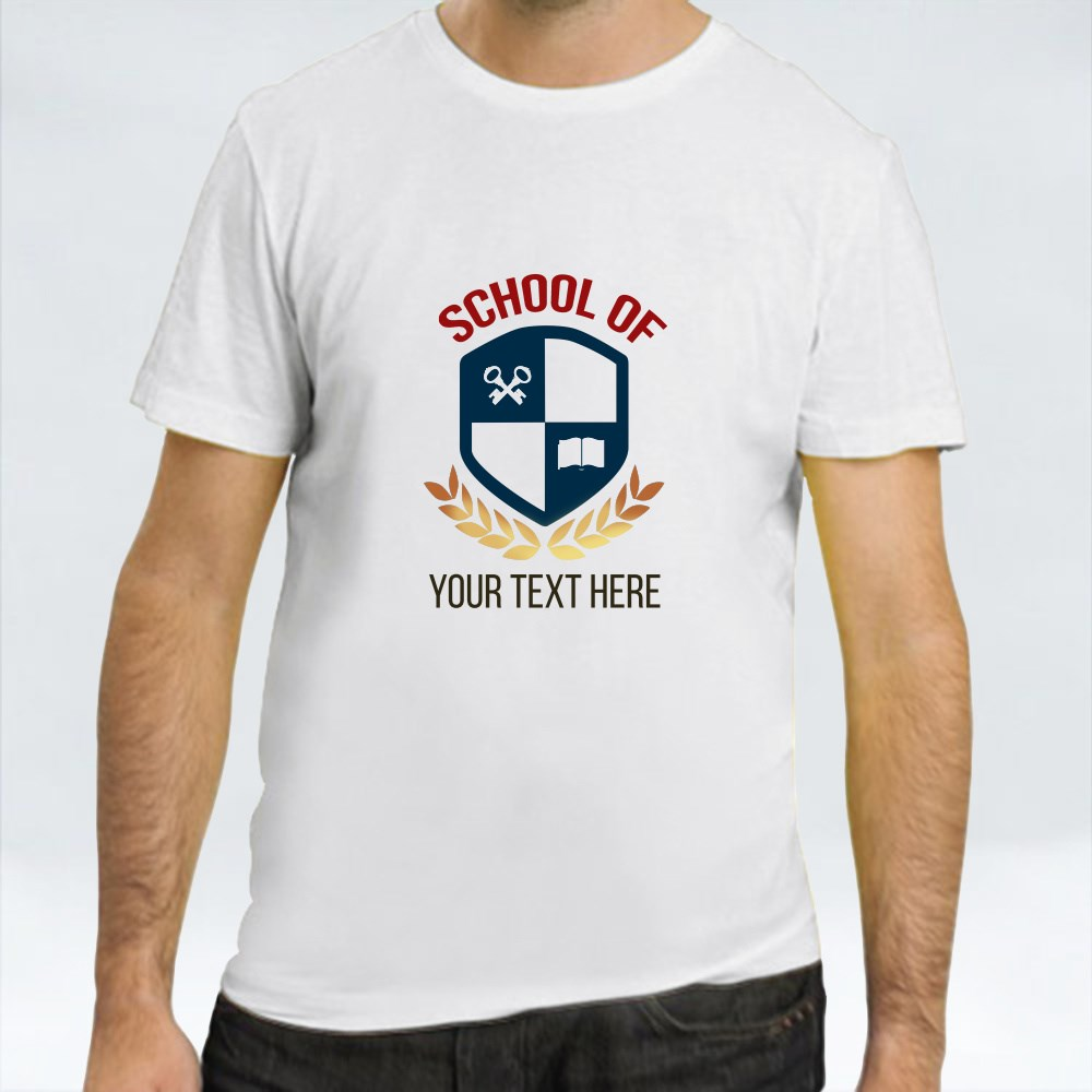 The School Of T-Shirts