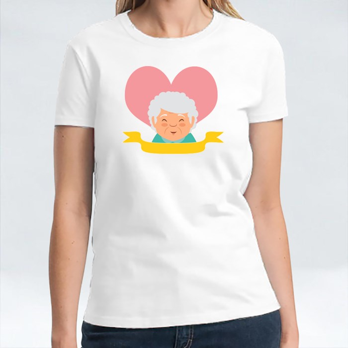 Grandma in Love T-Shirts