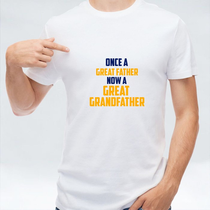 A Great Grandfather T-Shirts