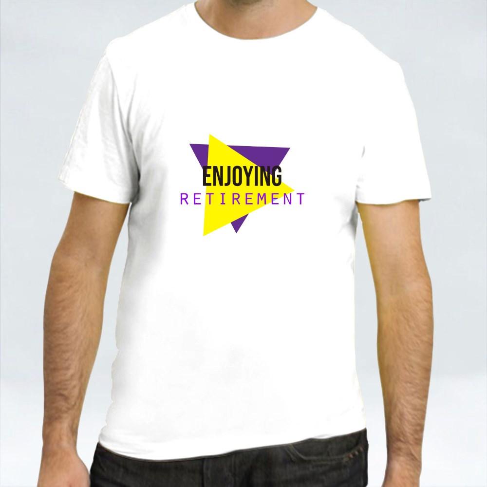 Enjoying Retirement T-Shirts