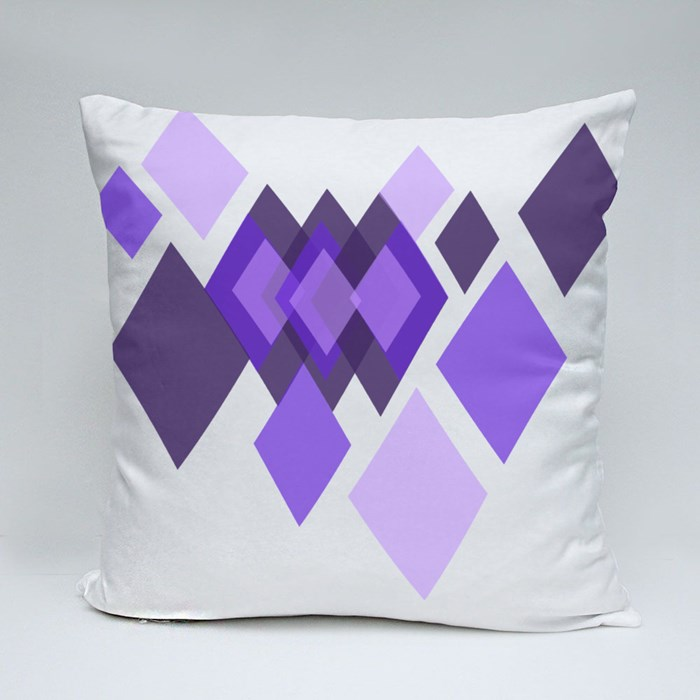 Abstract Art 4 Throw Pillows