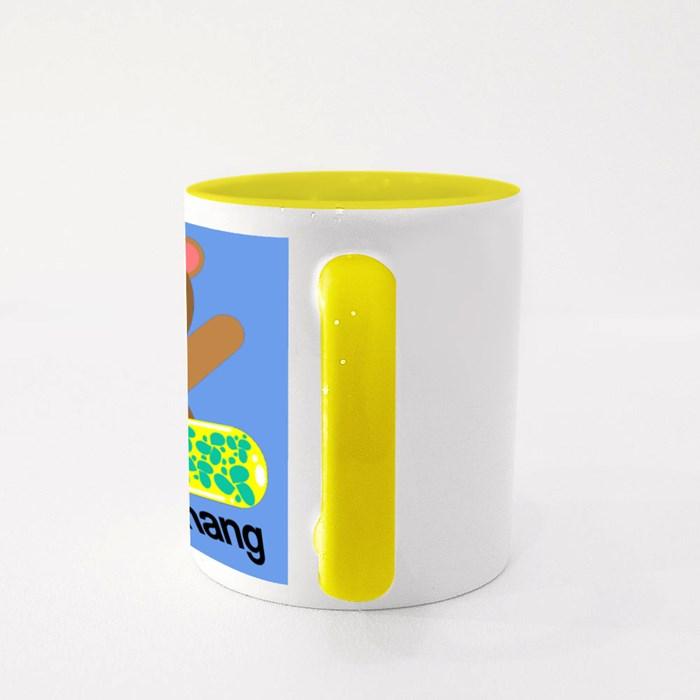 Bear-Renang Colour Mugs