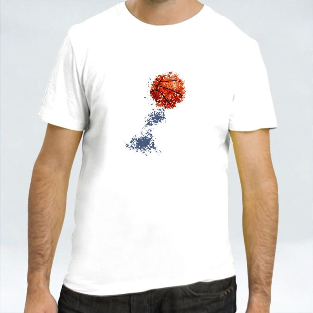 Basketball Bector Poster T-Shirts