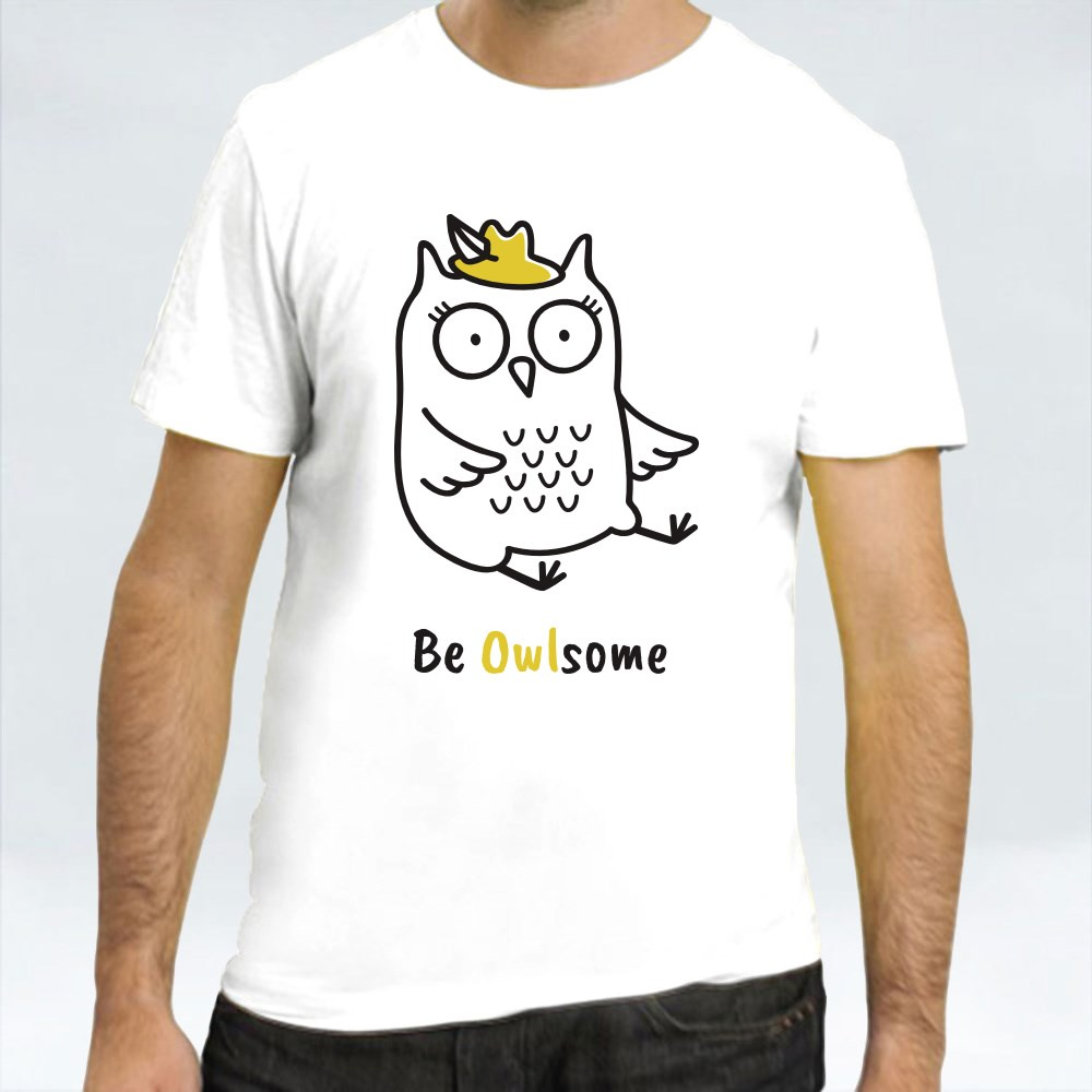Be  Owl Some T-Shirts