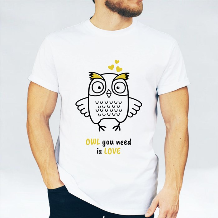 Owl You Need Is Love T-Shirts