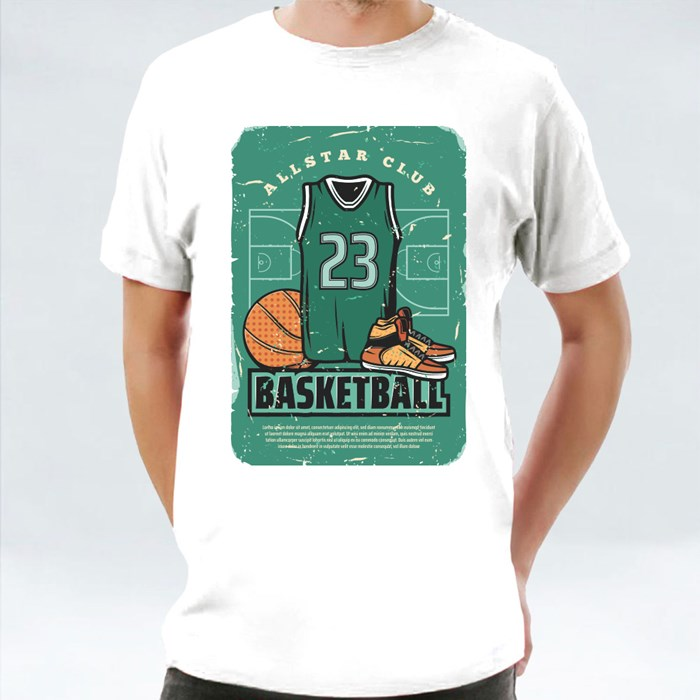 Basketball Championship Card Collection 3 T-Shirts