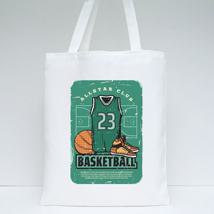 Basketball Championship Card Collection 3 Tote Bags