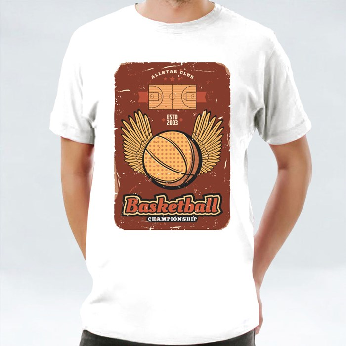 Basketball Championship Card Collection 2 T-Shirts