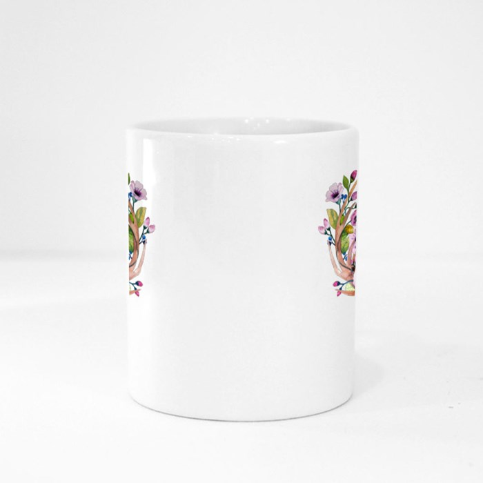 Watercolor Floral Magic Mugs