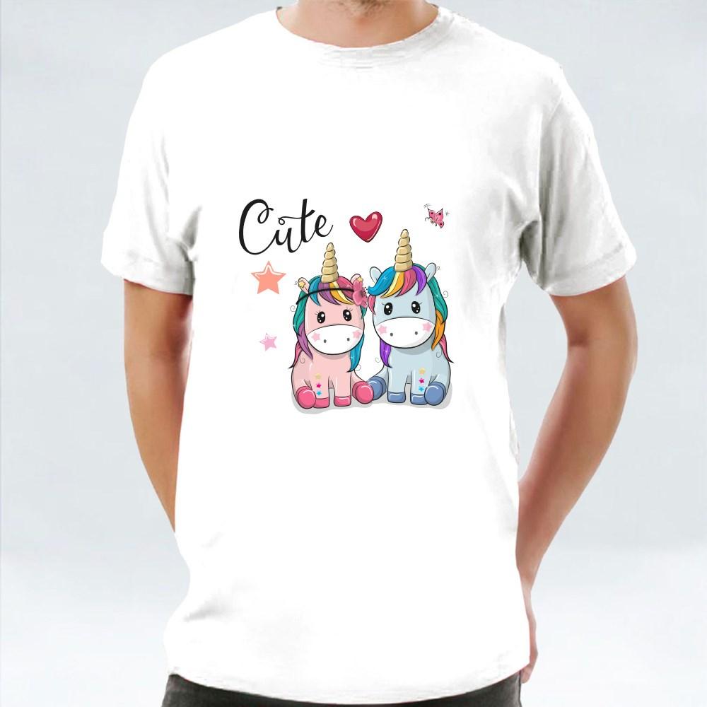 Cute Unicorns 4 T-Shirts