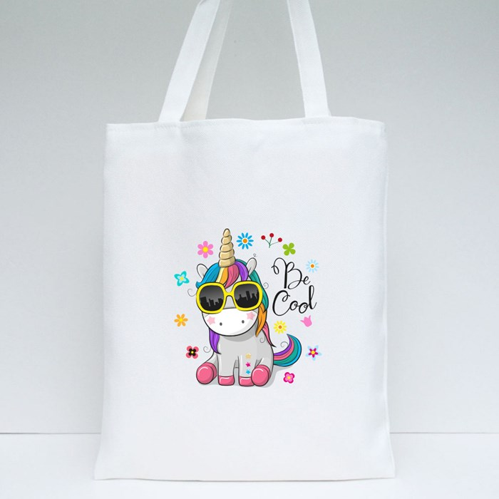 Unicorn Be Cool Tote Bags