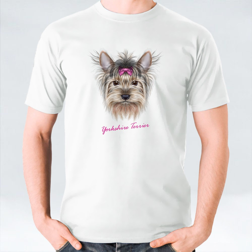 Yorkshire Terrier 2 T-Shirts