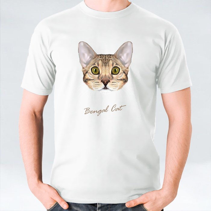 Bengal Cat T-Shirts