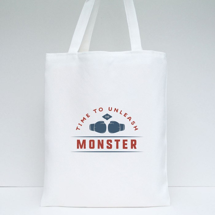 Vintage Motivational Poster Tote Bags