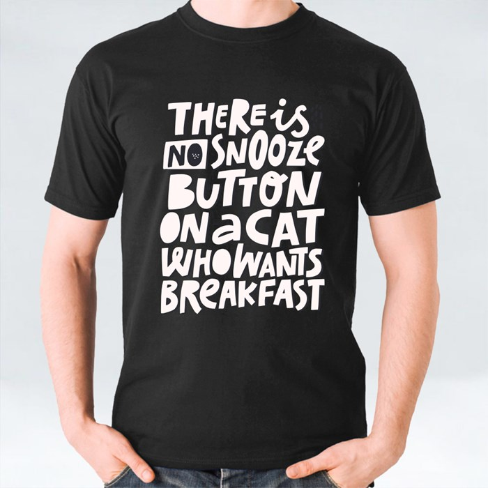 Hungry Pet Cute Quote T-Shirts