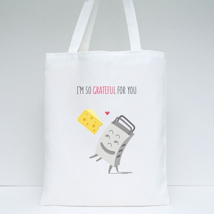 Valentines Day Cute Friendship Romance Greeting Tote Bags