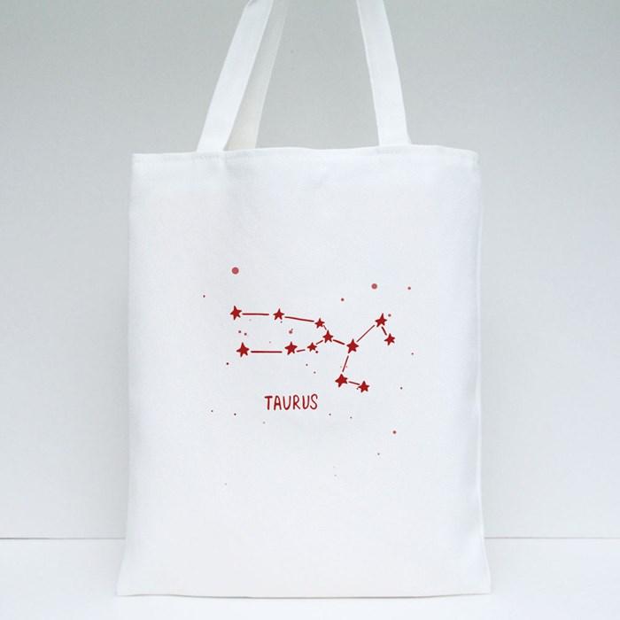 Zodiac Constellation 10 Tote Bags
