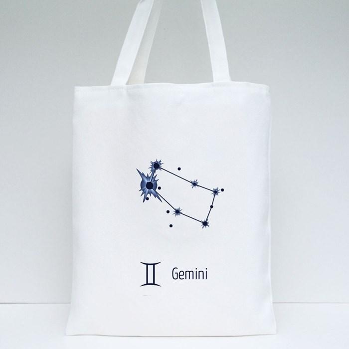 Zodiac Sign All Horoscope 3 Tote Bags