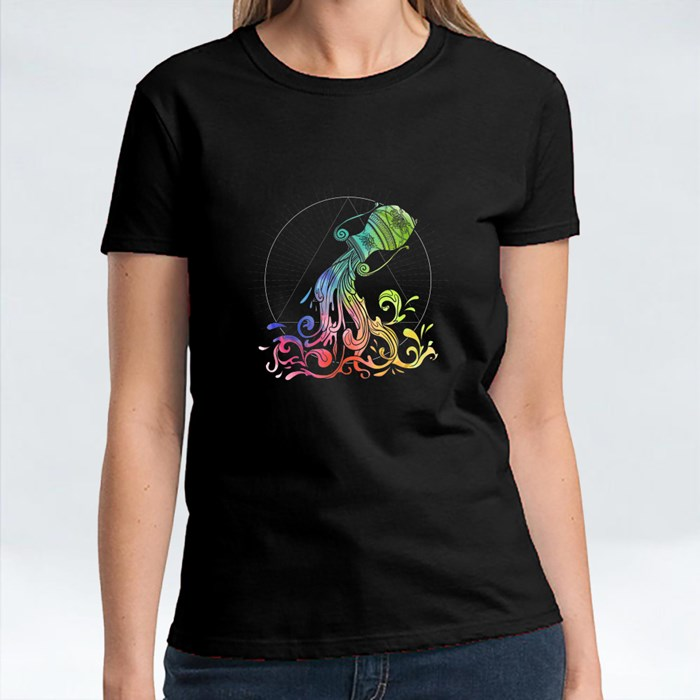 Astrological Aquarius T-Shirts