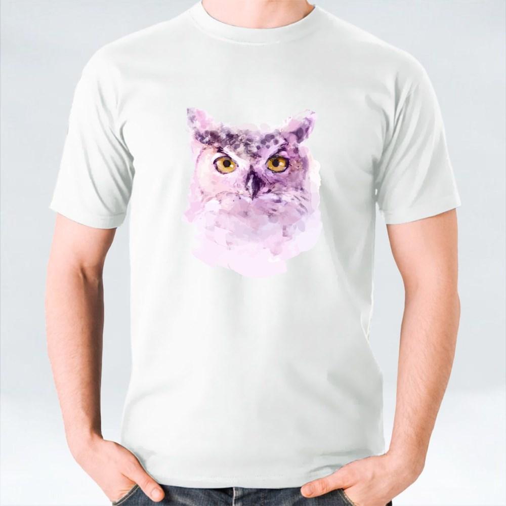 Owl Head T-Shirts