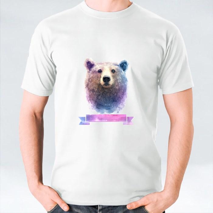 Bear Head T-Shirts