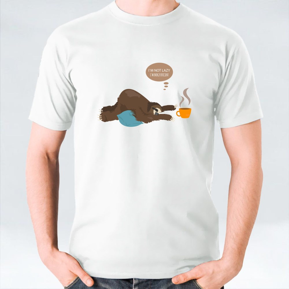 The Story Of One Sloth T-Shirts