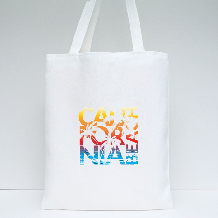 California Beach Tote Bags