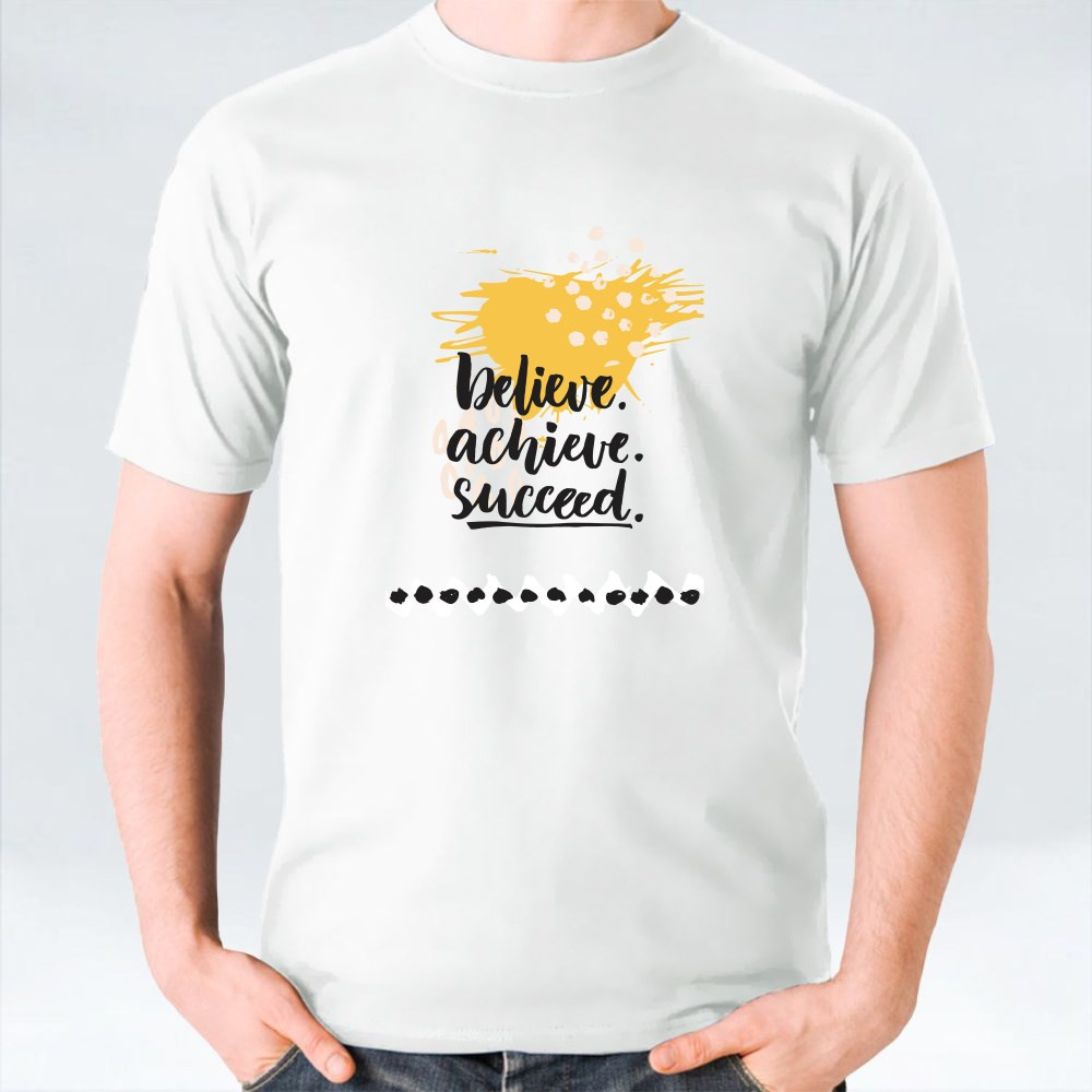 Inspirational Quote About Life T-Shirts