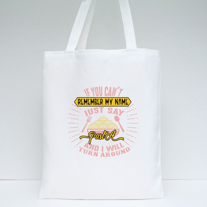 Food and Drink Quote Tote Bags
