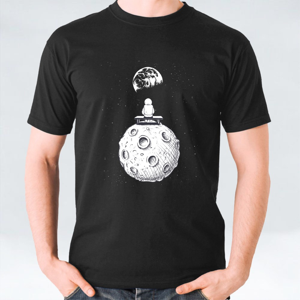 Lonely Spaceman T-Shirts